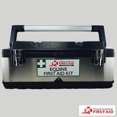Equine First Aid Kit - Comprehensive