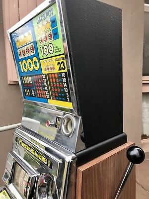 Repairs To One Arm Slot Machines