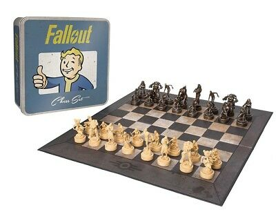 Fallout Chess  - BRAND NEW