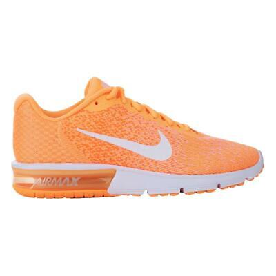 size 40 c151a 28cab Womens NIKE AIR MAX SEQUENT 2 Sunset Glow Trainers 852465 800