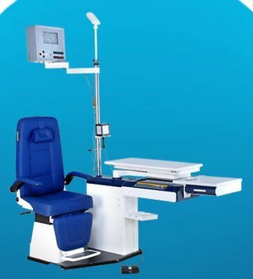 Ophthalmic Refraction Chair Unit ,Full Unit Set