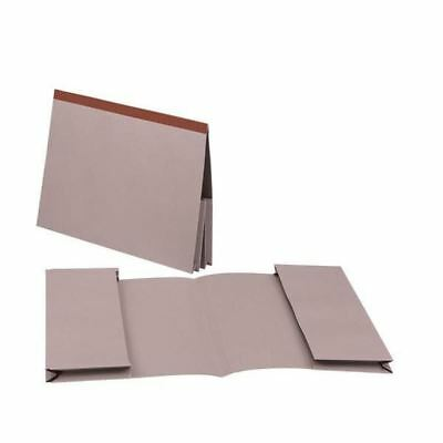 Guildhall Buff Reinforced Double Legal Pocket Wallet (Pack of 25)  [GH10066]