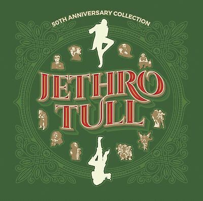 Jethro Tull - 50th Anniversary Collection - New CD - Released 1st June 2018