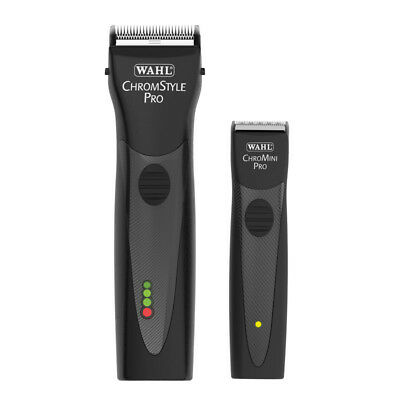 Wahl Academy Chromstyle Clipper and Chromini Trimmer Limited Edition Kit