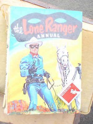 1964 Lone Ranger  Annual  93 pages
