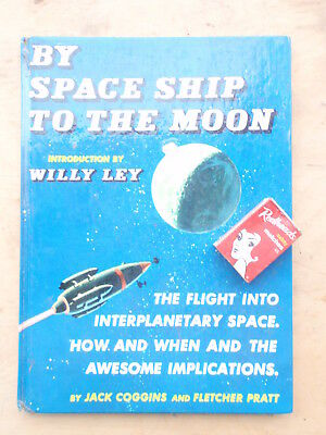 1958 Space  Ship to the Moon  Annual  58 pages