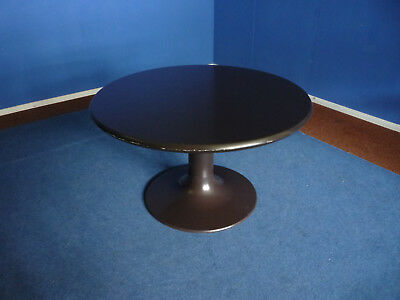 Very rare Plastic Dining Table by Ernst Moeckl for Horn Collection 60s