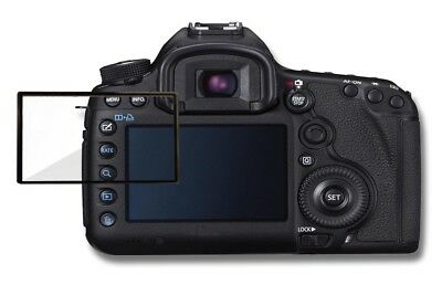 LCD display protection glass for Canon EOS 7D Mark II