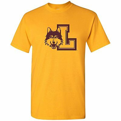 deaac59a Loyola University Chicago Ramblers Primary Logo Licensed Unisex T-Shirt