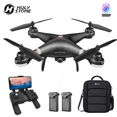 Holy Stone HS100 FPV GPS Drone With 1080P HD Camera WiFi 2.4G RTF RC Quadcopter