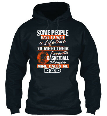 In style Fathers Day 2018- Some People Have To W Standard College Hoodie