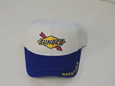 wholesale dealer 4bd33 5bee6 ... top quality brand new sunoco racing hat blue and white adjustable hat  cap ad16e c3e8c