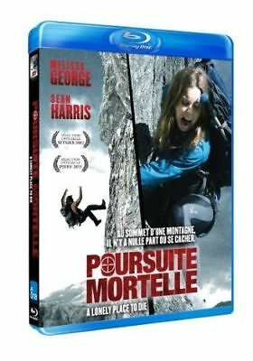 POURSUITE MORTELLE (A lonely place to die) //  BLU-RAY neuf