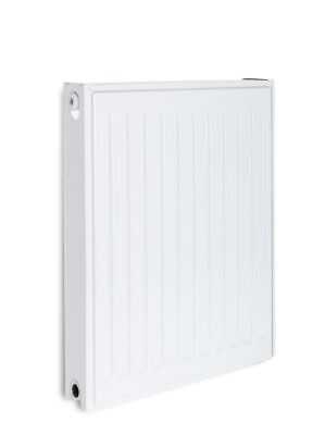 Compact Radiator White Type 11, 21, 22, Heights 500mm, 600mm and various Widths