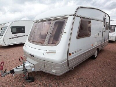 Caravans For Sale - L@@k  NO RESERVE - 1994 Swift Corniche 15/2 - End Kitchen