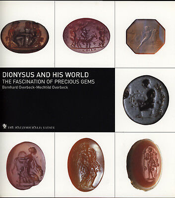 'Dionysus and His World' Ancient Greek Hellenistic Gem Coin Book Reference