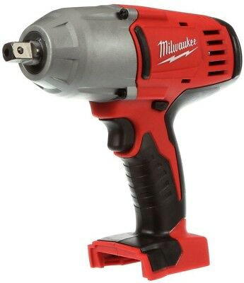 Milwaukee Impact Wrench 1/2 in M18 18 Volt L-Ion Cordless Pin Detent Tool Only