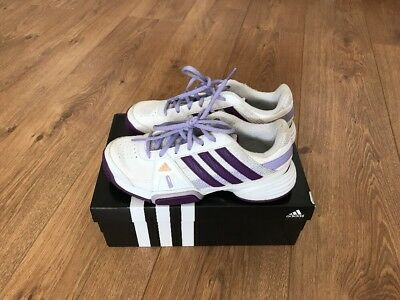 Womens / Girls adidas 'BARRICADE' Trainers - SIZE 3
