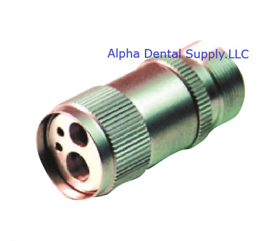 Johnson-Promident Dental Handpiece Adapter 4-Hole to 2/3-Hole