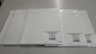 """Brother LB3635 Thermal Paper, Letter 8.5 x 11"""" 100 sheets, 5 PACKS, NEW UNOPENED"""