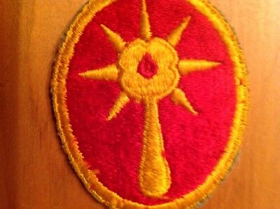 Ww2 Us Army 108Th Infantry Division (Ghost) Division Patch