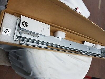 "487244-001 HP 19"" Rack-Mount-Schienen - Rail Kit for DL380 G6 G7 DL385 G5p G6 G7"