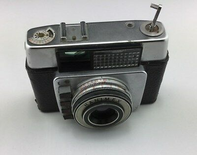 Hanimex Electra II Four Shutter Release Button 35mm Vintage Camera