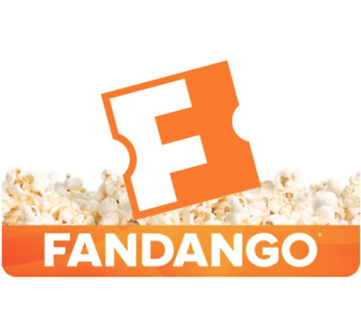 Buy a $25 Fandango Gift Card, get an add'l $5 ($30 value) - Via Email Delivery