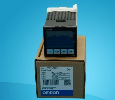 100% NEW Omron E5CZ-Q2MT Temperature Controller 100-240VAC IN BOX E5CZQ2MT