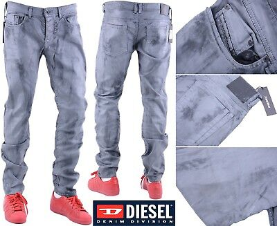 DIESEL BLACK GOLD TYPE-2510 BG8CC W 32 Regular Fit Jeans Made In Italy RRP £250