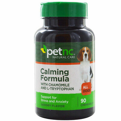 Petnc Calming Formula for Dogs Chewables, 90ct 740985274859A481