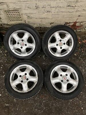 Ford Ka Excite  Alloy Wheels Tyres X