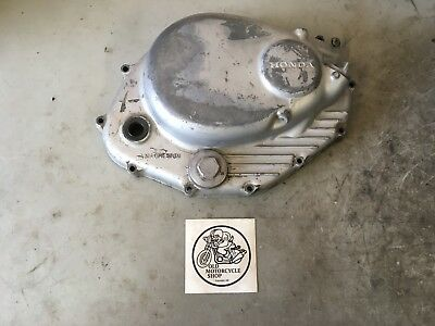 1977 Honda Xl250 Right Side Cover