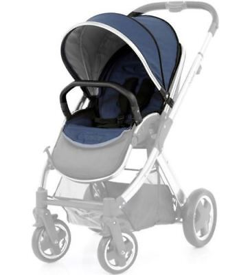 BabyStyle Oyster 2 and Oyster Max Pushcair Colour Pack, Oxford Blue