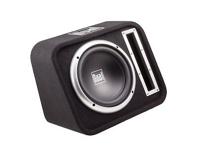 Dual SBX100 10-Inch Woofer in a Vented Enclosure