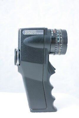 Asahi Pentax Digital 1° Spotmeter, Modified by Zone VI