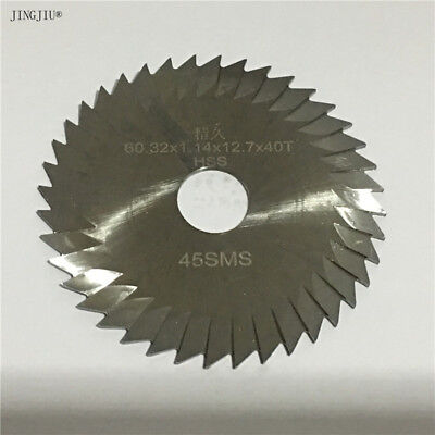 Side milling cutter 45 SMS for ILCO 2585 SMS key cutting machine