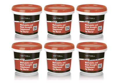 Metcell 5Litre Bucket (Pack of 6)