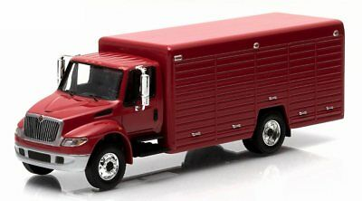 2013 International Durastar 4400 Beverage Truck 1/64 Diecast Car By Greenlight