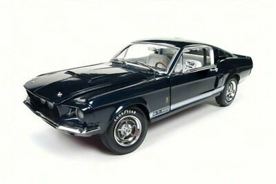 1969 Ford Shelby Mustang Gt 500 50Th Anniv 1/18 Diecast Car Auto World Amm1111