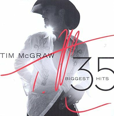 Tim McGraw - 35 Biggest Hits - Double CD - New