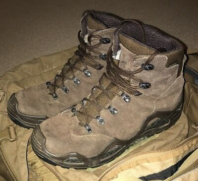 Lowa Zephyr Z6S Brown Gore-Tex Boots UK10