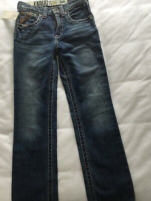 Ariat Denim Jeans Slim Fit Size 10 (bought in USA)