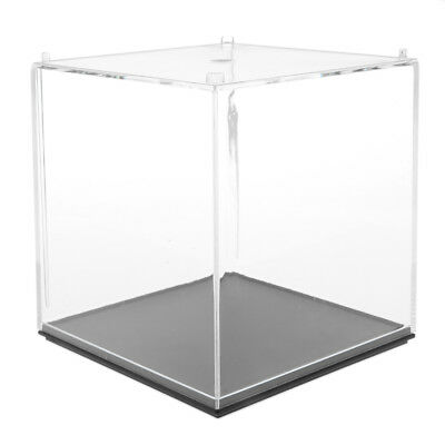 Action Figures Display Case Small Clear Acrylic Model Toy Show Box