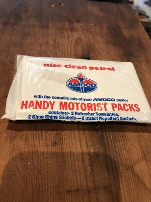 Amoco Genuine Motorist Pack NOS