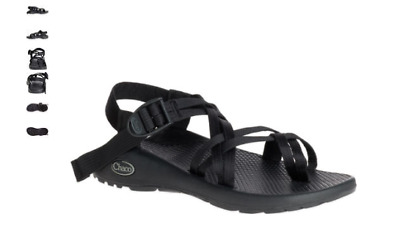 278bfafd1252 CHACO ZX 2 CLASSIC Black Comfort Sport Sandals Shoes Women s Size 10 ...