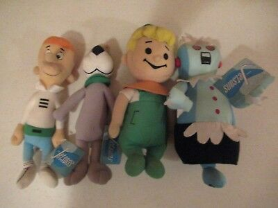 The Jetsons Stuffed Doll Figures