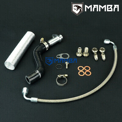 Turbo Oil Feed & Return Line Kit for MINI COOPER S R55 R56 R57 R58 R59 R60 K03