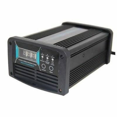 48V 5A/10A/20A Lead Acid Battery Charger Negative Pulse Current Switchable