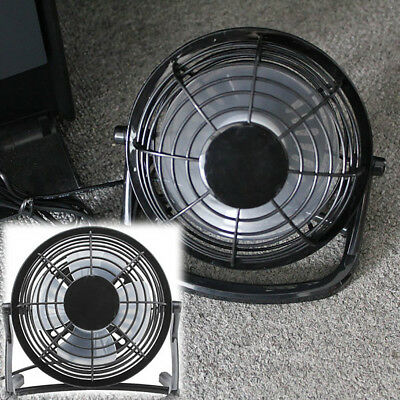 New Portable Plastic USB Plug Cooler Cooling Desktop Mini Fan With Key Switch